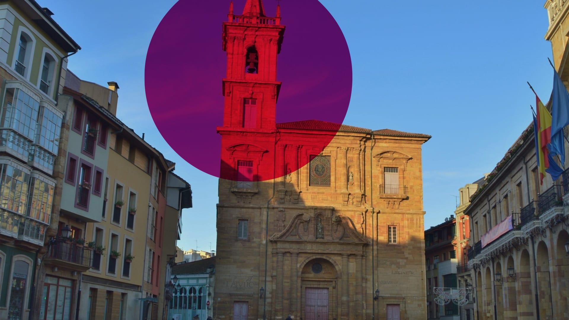 Parroquia de San Isidoro el Real, Oviedo.